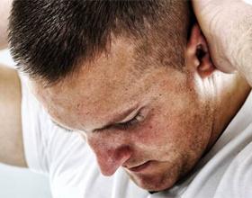 Во время тренировки болит голова