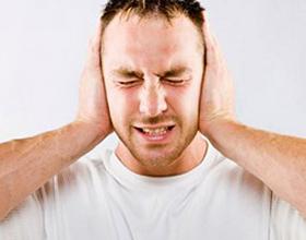 Головная боль и в шум в ушах