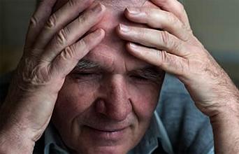 Головокружение у пенсионера
