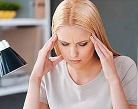 Менструальная мигрень