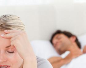 Если при сексе болит голова