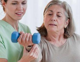 Комплекс упражнения после инсульта дома