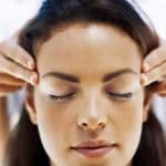 Точечный массаж от головной боли.Какие точки массировать
