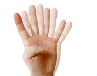 Рука при головокружении