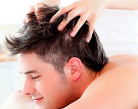 Как делать массаж головы при головной боли