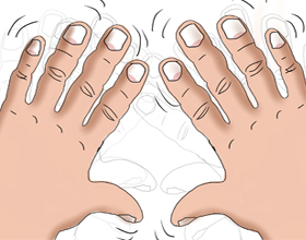 Тремор конечностей: причины, симптомы, лечение