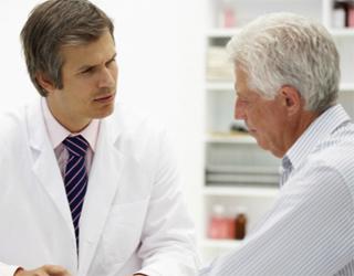 Доктор и дедушка